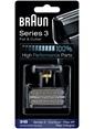 Braun 3 Serisi Contour Yedek Başlığı 31B Renkli